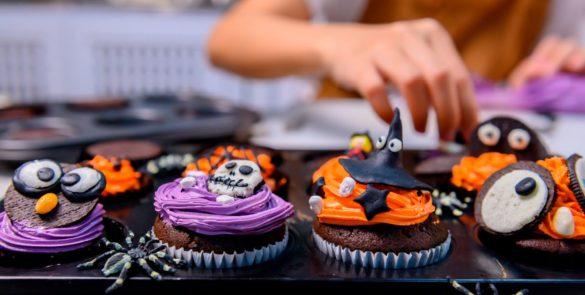 El guijo Recetas dulces para Halloween