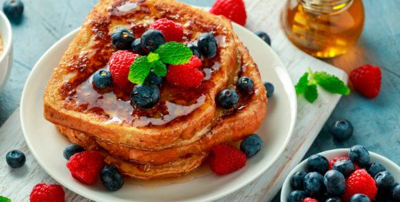 Dulces El Guijo – French toasts para un desayuno especial