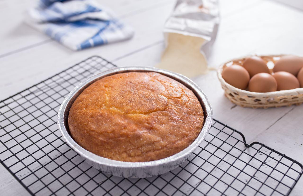 Hacer una laker cake con bizcochos El Guijo