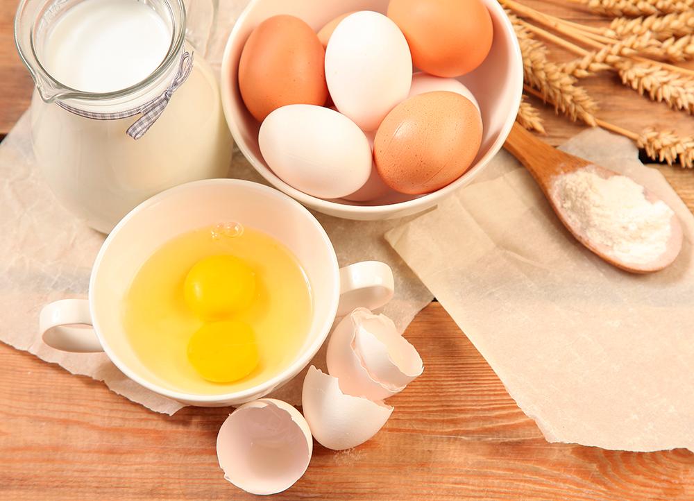 receta huevo